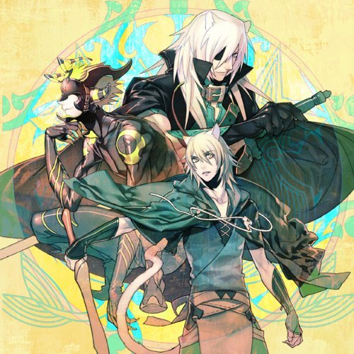 Lamento -BEYOND THE VOID- DRAMA CD Vol.1